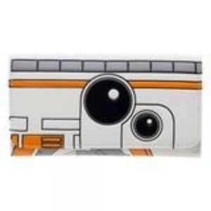 Star Wars Loungefly BB-8 Wallet